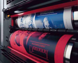 Печать офсетом и цифровым способом